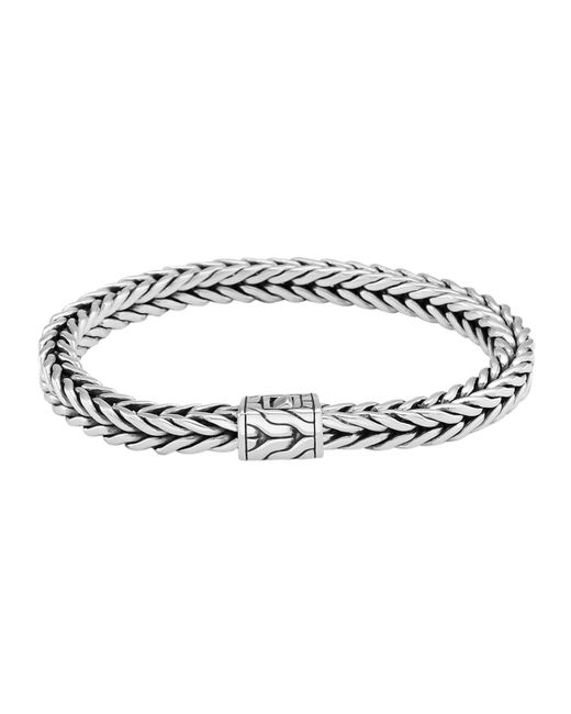 John Hardy | Metallic Men's Square Chain Bracelet for Men | Lyst