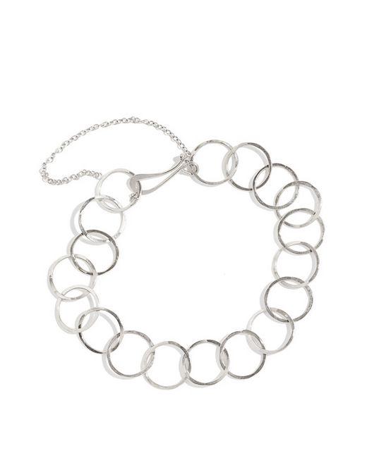 Melissa Joy Manning | Metallic Round Link Handmade Chain Bracelet | Lyst