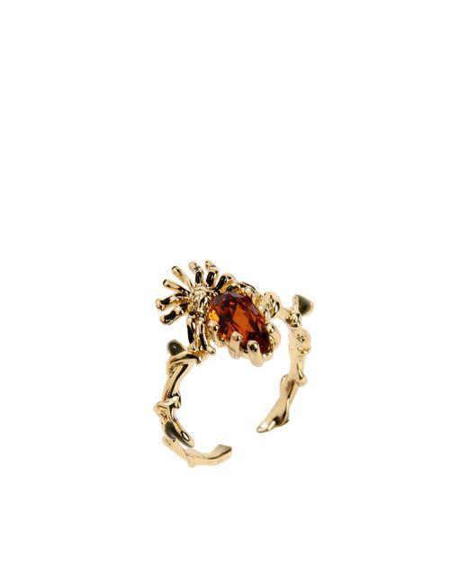 Les Nereides | Metallic Ring | Lyst