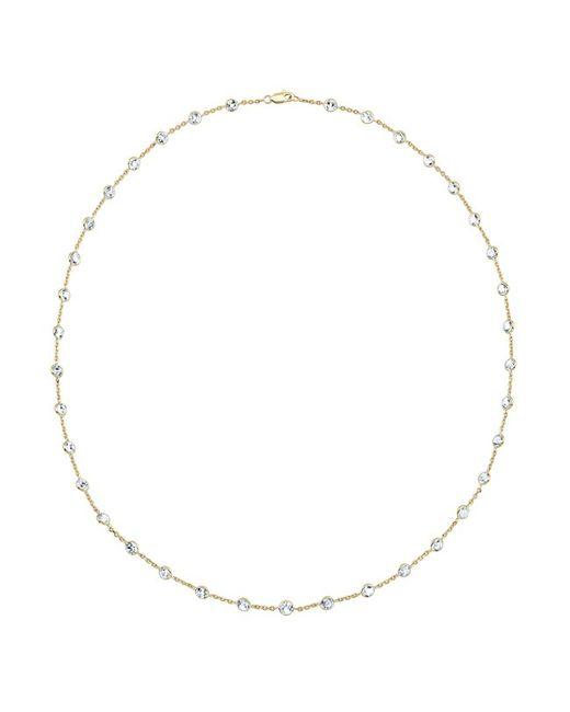 "Anne Sisteron - Metallic 14kt Yellow Gold Precious Topaz 20"" Necklace - Lyst"
