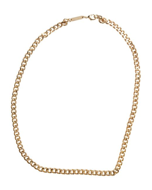 Maison Margiela | Metallic Necklace | Lyst