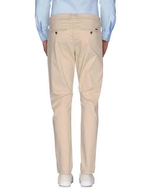 jack jones casual trouser in beige for men lyst. Black Bedroom Furniture Sets. Home Design Ideas