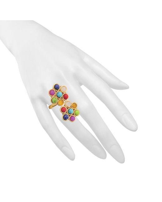 Sylvia Toledano | Multicolor Daisy Ring | Lyst