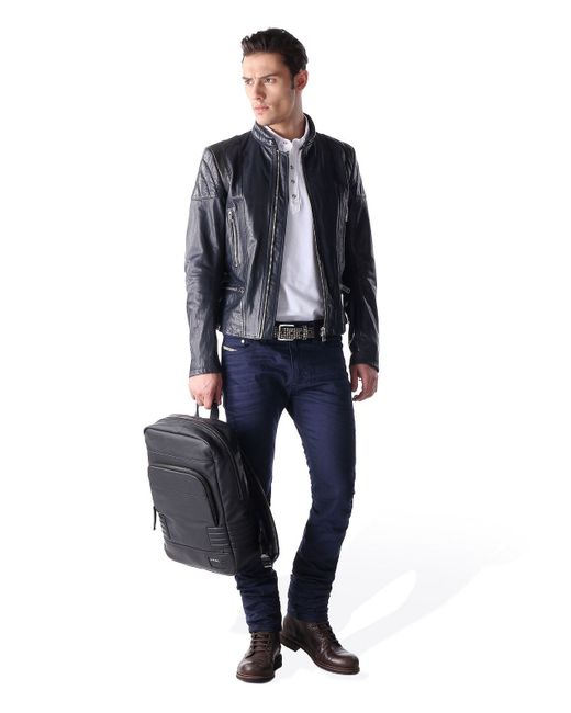 DIESEL | Black Thavar 0847e for Men | Lyst