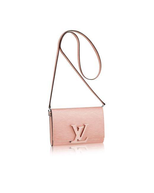 Louis Vuitton | Pink Louise Pm | Lyst