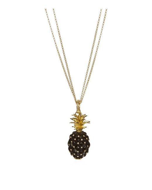 Annoushka | Metallic Mythology Pineapple Amulet | Lyst