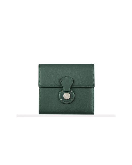Pink Pony | Green Soft Ricky French Purse Wallet | Lyst
