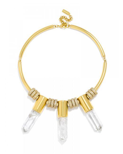 BaubleBar | Metallic Vial Collar | Lyst