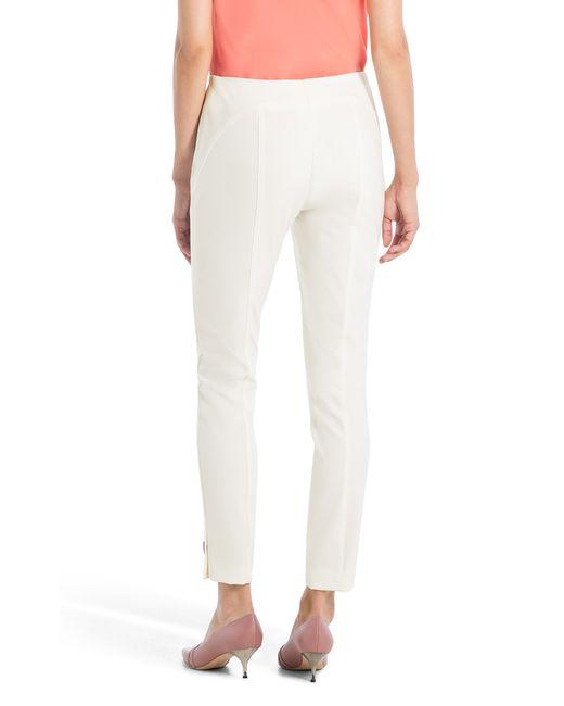 ESCADA | White Pants Taela | Lyst