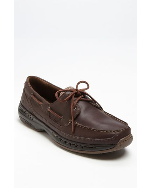 Dunham Shoreline Men S Boat Shoe
