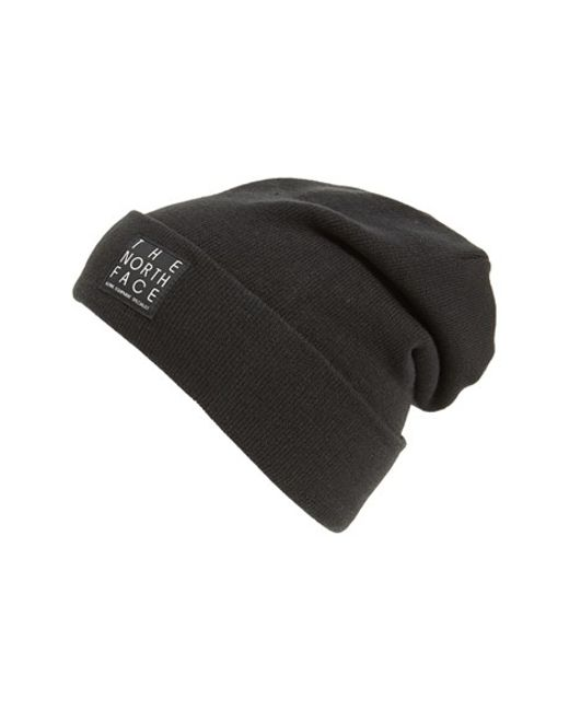 The North Face | Black 'dock Worker' Beanie for Men | Lyst