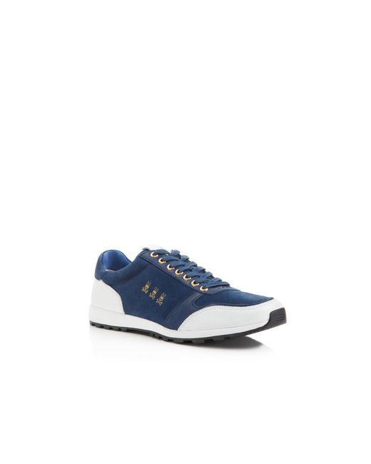 Psycho Bunny | Blue Northstar Sneakers | Lyst