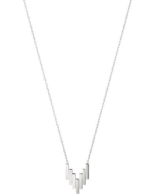 Georg Jensen | Metallic Aria Sterling Silver Pendant | Lyst