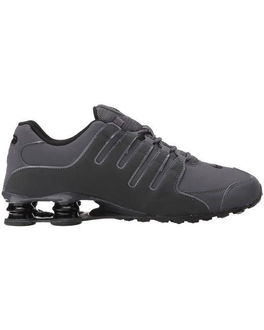 Nike | Gray Shox Nz for Men | Lyst