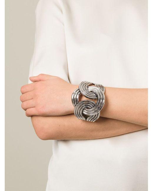 Lara Bohinc | Multicolor 'solar Eclipse' Large Bracelet | Lyst