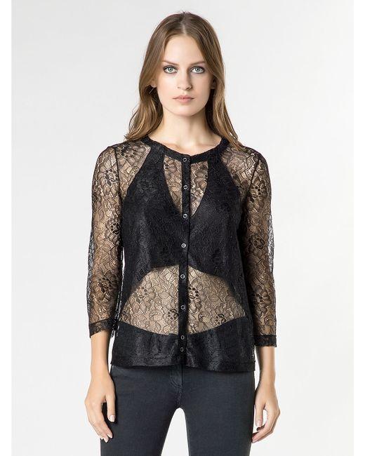 Patrizia Pepe | Black Shirt | Lyst