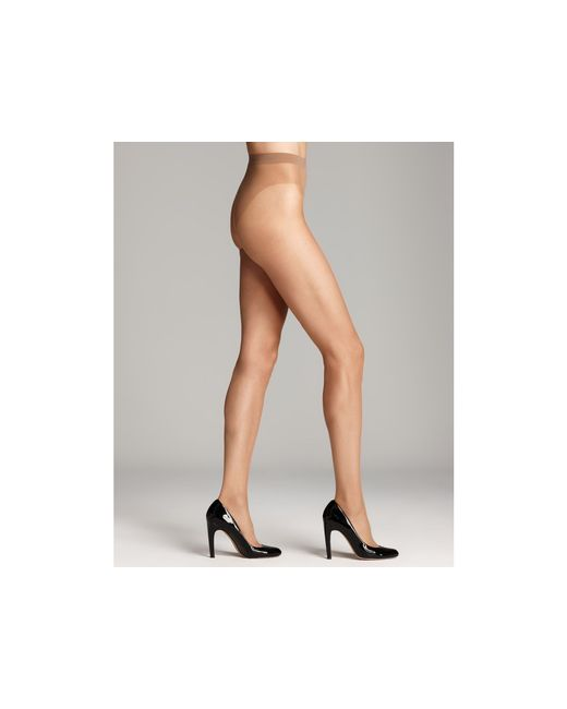 Wolford | Natural Tights - Luxe 9 Sheer #017028 | Lyst