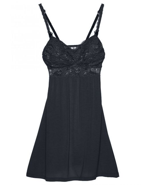 Cosabella | Black Never Say Never Mommie™ Maternity Babydoll | Lyst