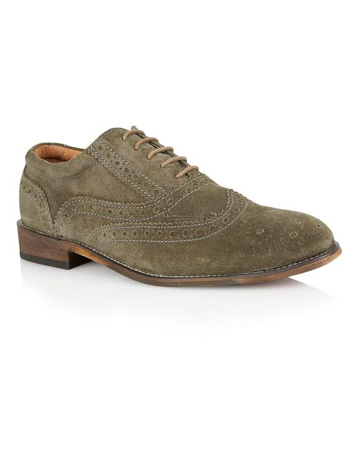 Lotus | Green Tambridge Lace Up Casual Brogues for Men | Lyst