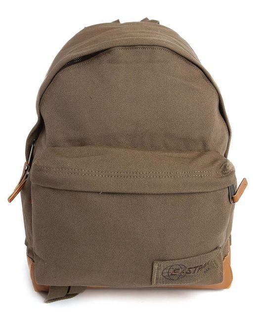 eastpak khaki padded pak 39 r pr backpack 24 l in khaki for. Black Bedroom Furniture Sets. Home Design Ideas