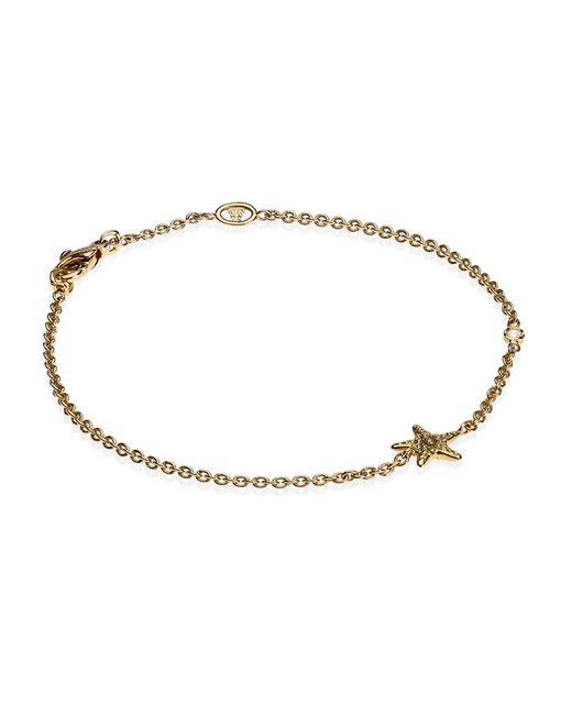 Theo Fennell | Metallic Starfish Bracelet | Lyst