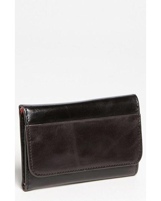 Hobo | White 'jill' Trifold Wallet | Lyst