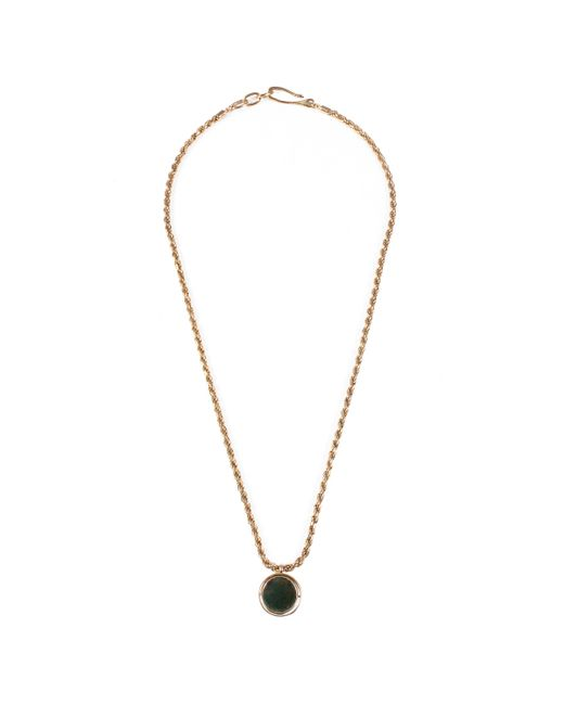 Lulu Frost | Metallic George Frost Poison Necklace - Justice | Lyst