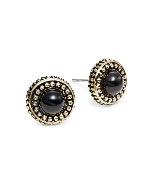 House of Harlow 1960 | Gray Cuzco Grey Stone Studs | Lyst