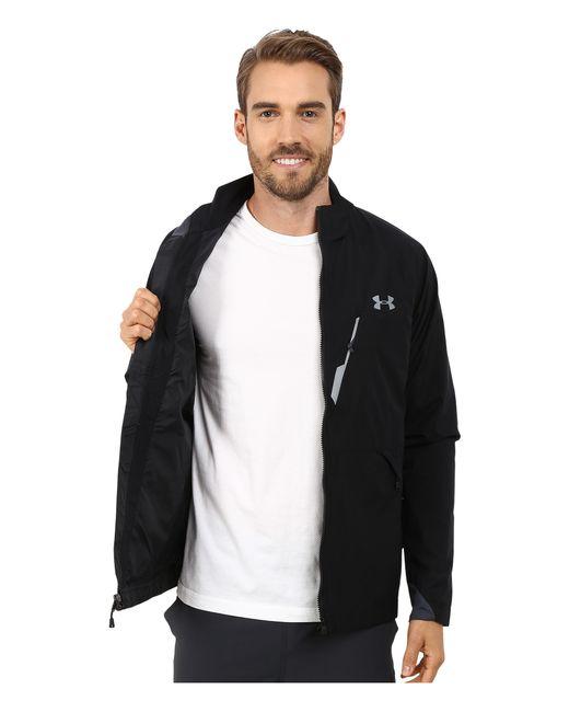 Under Armour | Black Ua Cgi Shadow Jacket for Men | Lyst