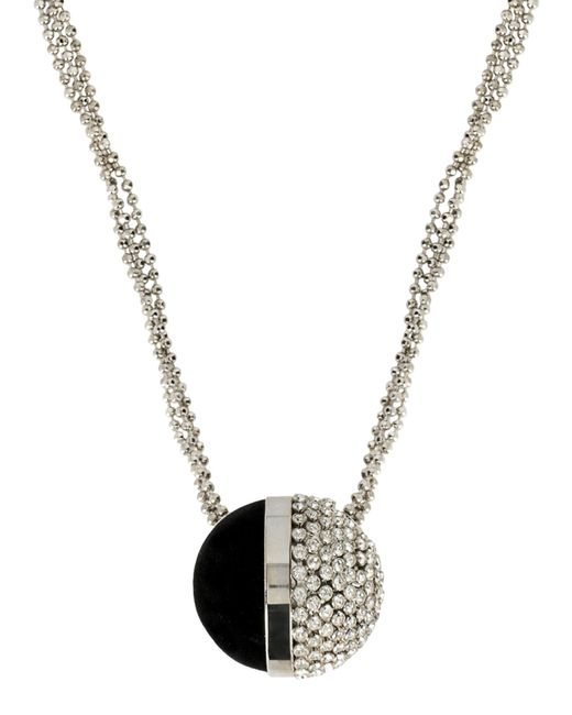 Giorgio Armani | Metallic Necklace | Lyst
