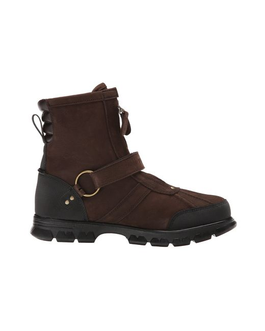 Polo Ralph Lauren | Brown Conquest Iii Men´s Rugged Boots for Men | Lyst