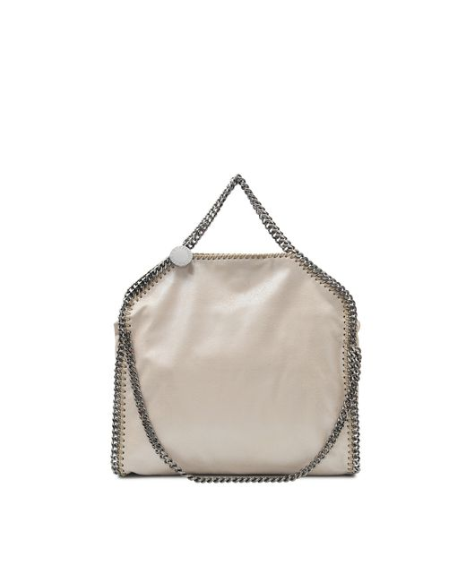 Stella mccartney Falabella 3 Chains Iridescent Bag in ...