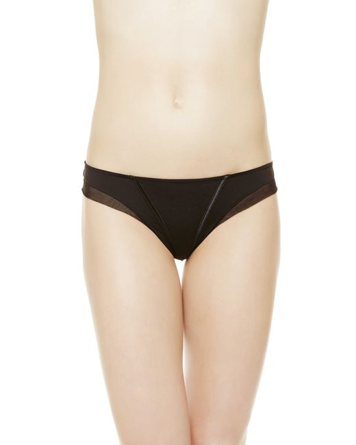 La Perla   Black Low-rise Bikini Briefs   Lyst