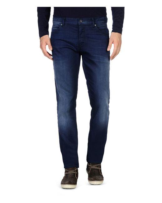 Napapijri   Blue Jeans for Men   Lyst