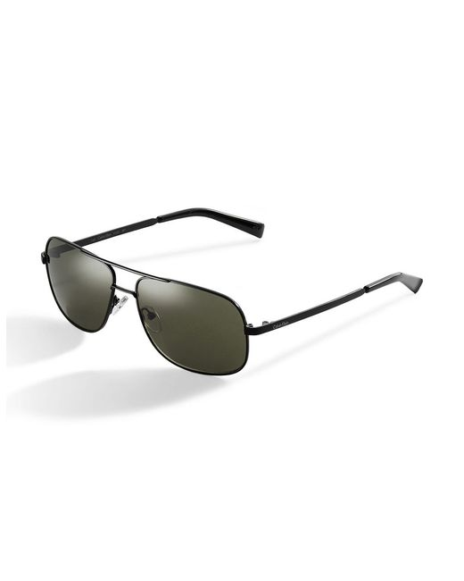 Calvin Klein | Black 57mm Square Sunglasses for Men | Lyst