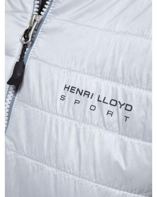Henri Lloyd | Gray Celsius Jacket | Lyst