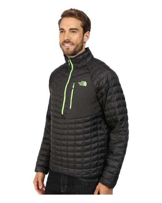 The North Face | Black Thermoball™ Pullover for Men | Lyst