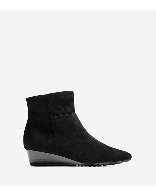 Cole Haan | Black Tali Luxe Bootie (40mm) | Lyst