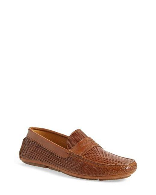 Bruce Black Leather Lace Up Shoe