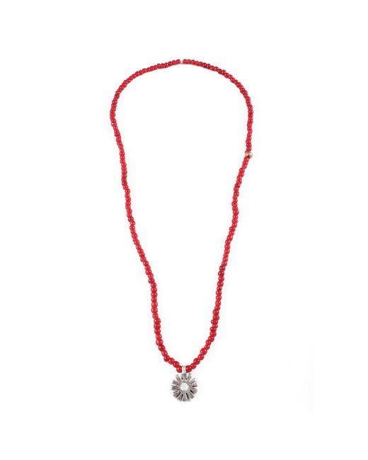 Lulu Frost | Red George Frost G. Frost Beaded Life Pendant | Lyst