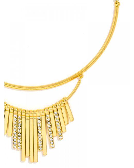 BaubleBar | Metallic Sunset Collar | Lyst