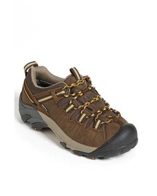 Keen | Brown Targhee Li Hiking Sneakers for Men | Lyst
