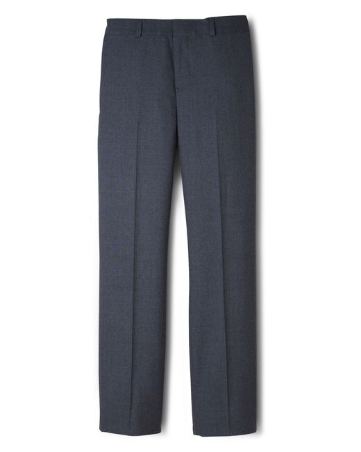 Brooks Brothers | Gray Brooksease Prep Plain-front Dress Trousers | Lyst