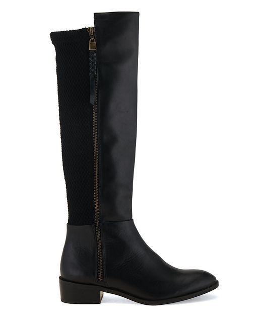 Elliott Lucca | Black Renata Tall Boots | Lyst