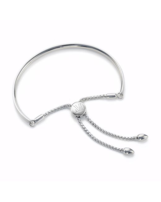 Monica Vinader | Metallic Fiji Chain Bracelet | Lyst