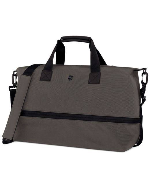 Victorinox | Green Victorinox Werks Traveler 5.0 Carryall Drop Bottom Tote | Lyst