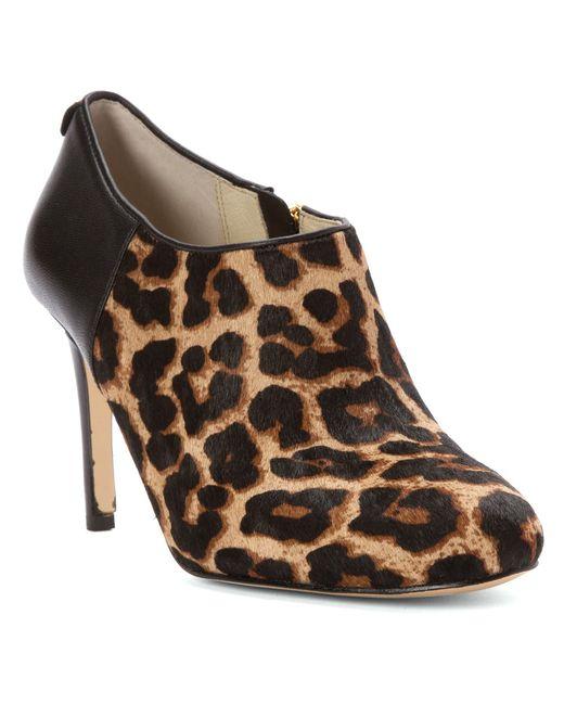 MICHAEL Michael Kors | Black Sammy Ankle Boot | Lyst