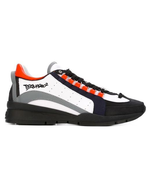 Dsquared Tennis Shoes