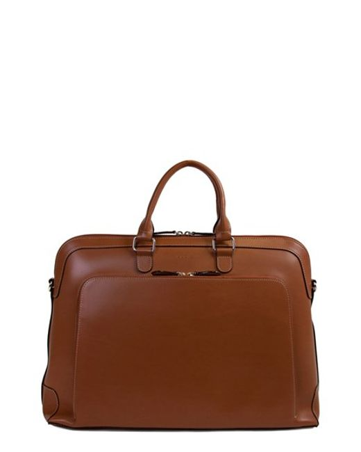 Lodis | Brown 'audrey Brera' Leather Briefcase | Lyst