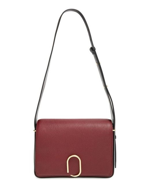 3.1 Phillip Lim | Purple Alix Leather Shoulder Bag | Lyst